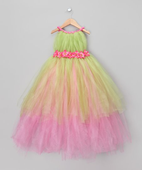 Pink Tink Fairy Dress - Toddler &amp; Girls