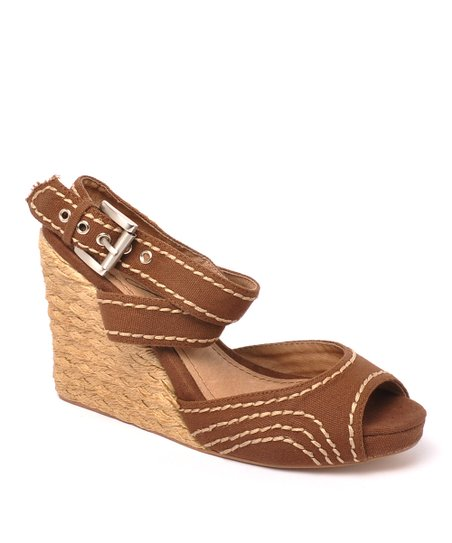 Brown K-Rad Espadrille