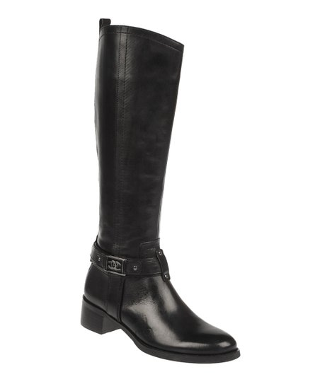 Black Celtic Boot