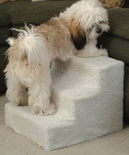 Fleece Pet Steps