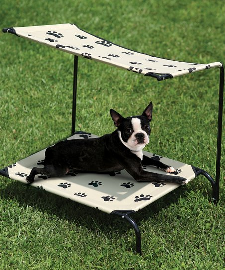 Paws Two-Tier Pet Canopy Cot