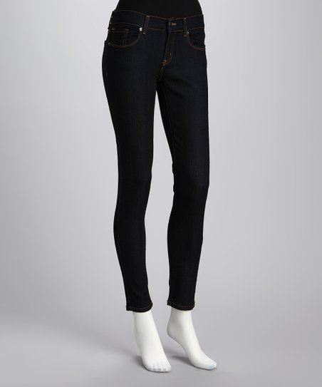 Dark Indigo Slim-Fit Jeans