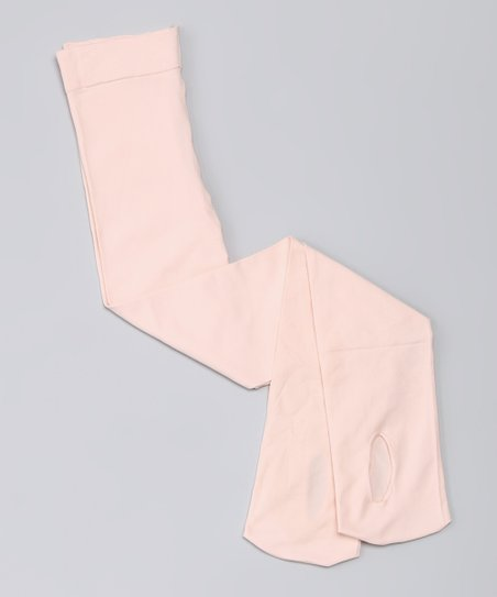 Theatrical Pink Convertible Tights - Toddler & Girls