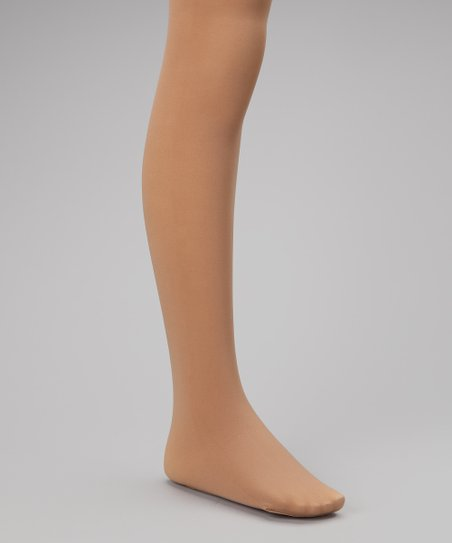 Caramel Convertible Tights - Toddler & Girls