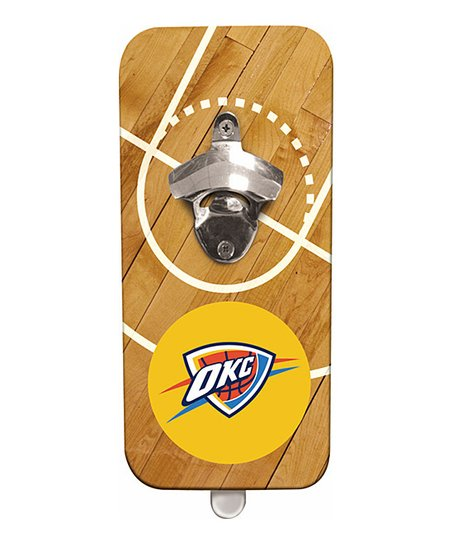 Oklahoma City Thunder Clink 'n' Drink Bottle Opener