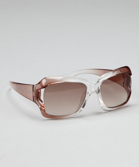 Mocha Deliciously Diva Sunglasses