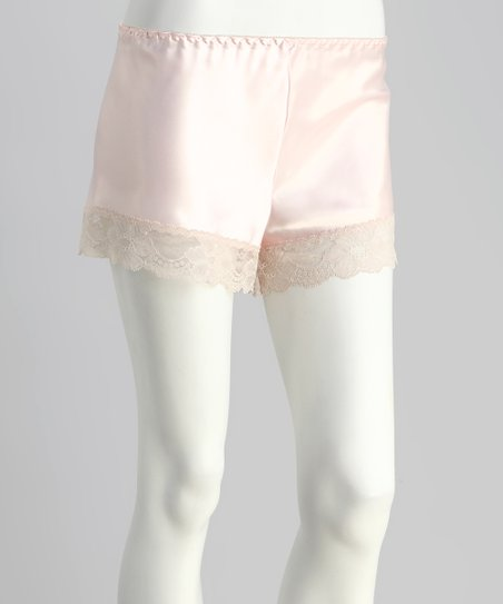 Farr West Pink & Mink Lace Vintage Bloom Shorts