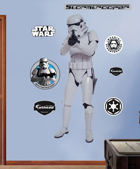 Fathead Star Wars Stormtrooper Wall Decal Set