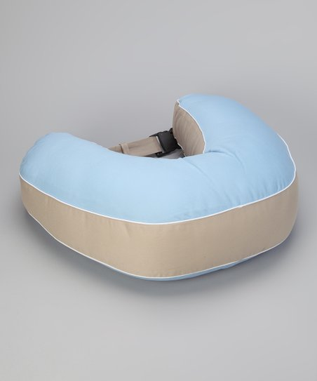Blue Cooeee Portable Wraparound Nursing Pillow