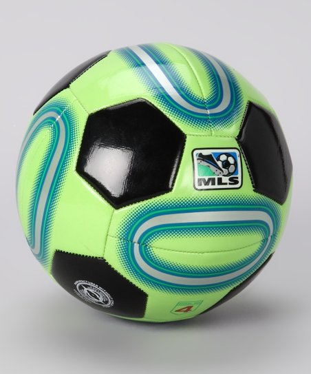 Glow-in-the-Dark Size Four Soccer Ball