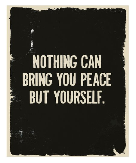 &#039;Bring You Peace&#039; Print