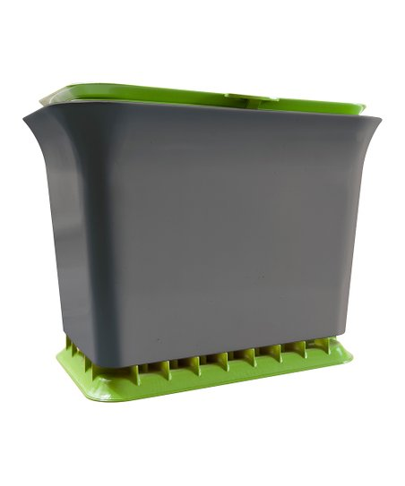 Green Slate Fresh Air Kitchen Compost Collector