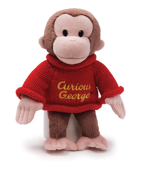 GUND Curious George 12'' Plush
