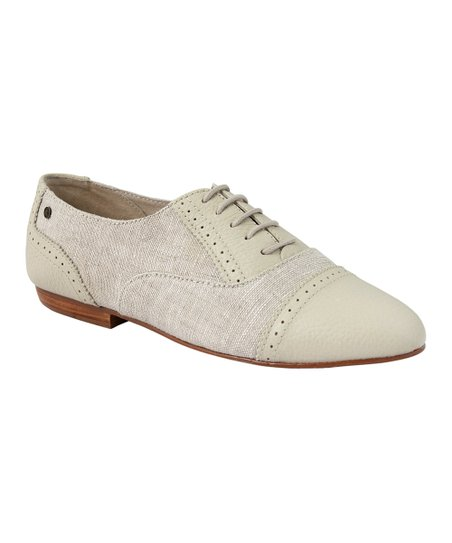 Taupe Jolene Oxford - Women