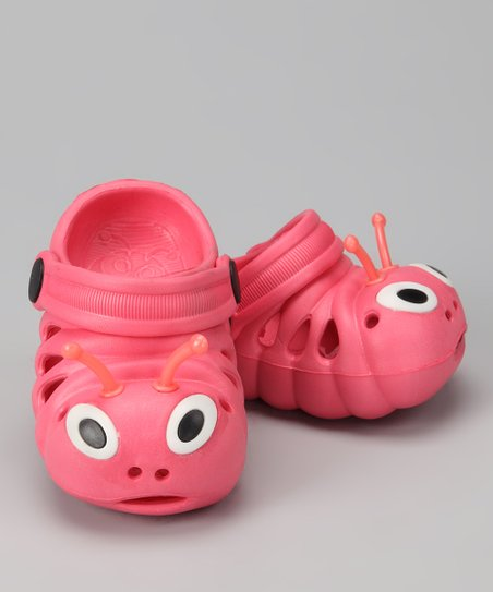 Rose Critter Clog