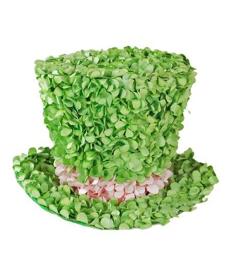 Green Decorative Hat