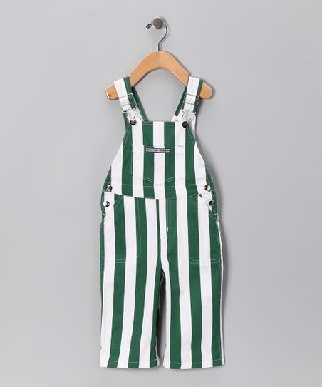 New York Jets Colors Overalls - Kids