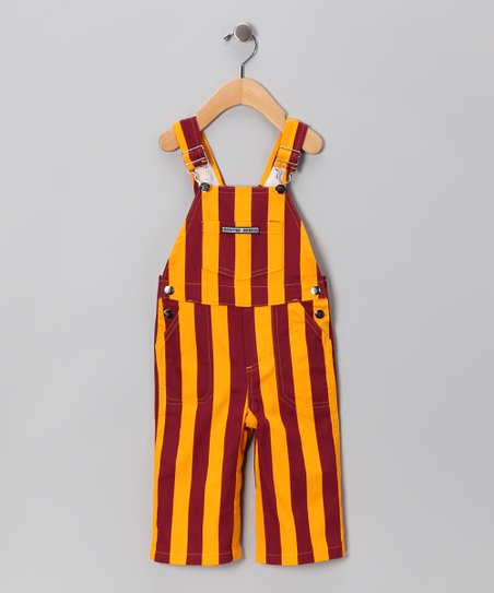 Washington Redskins Colors Overalls - Kids