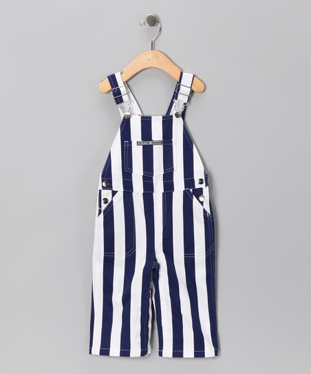 Indianapolis Colts Colors Overalls - Kids