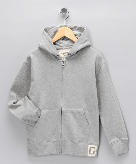 Oxford Jackson Zip-Up Hoodie - Toddler & Boys