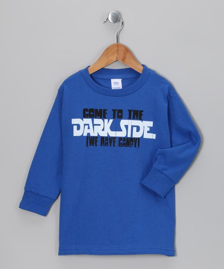 Royal Blue 'Darkside' Tee - Infant, Toddler & Boys