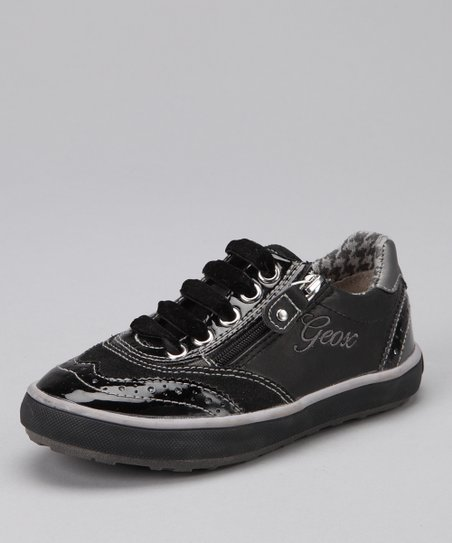 Black Jr. Witty Sneaker