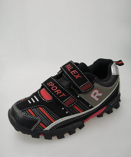 Black & Red K605 Sneaker