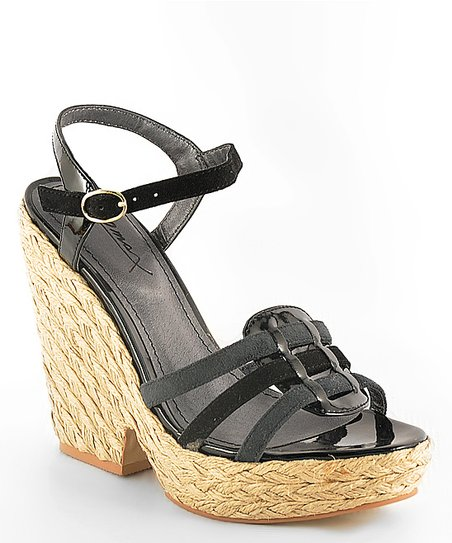 Black Hey There 07 Sandal