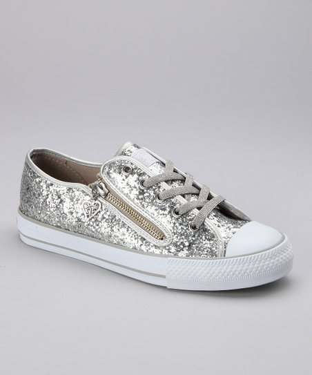 Platinum Mystique Sneaker - Women