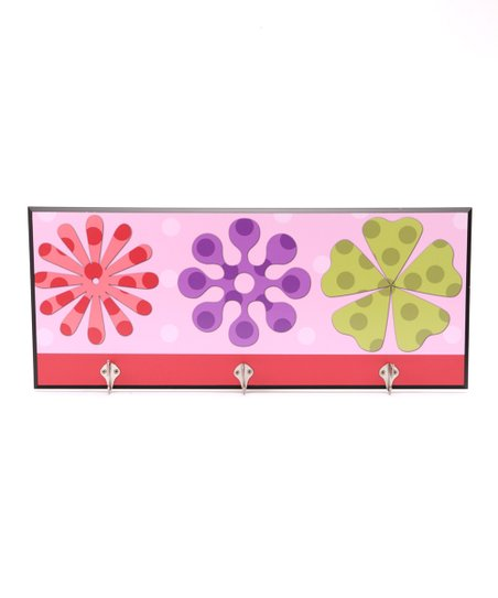 Little Flowers Decorative Wall Hanger