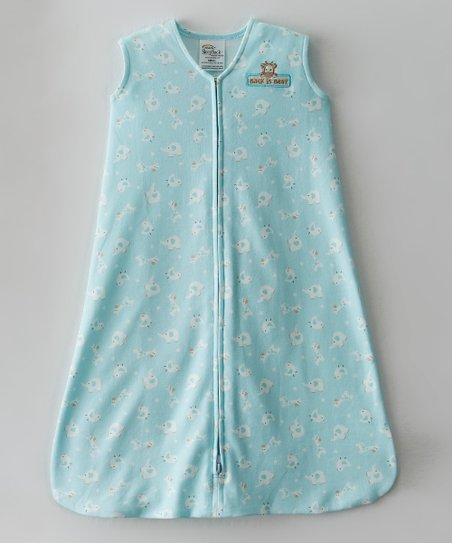 Blue Animal Friend SleepSack