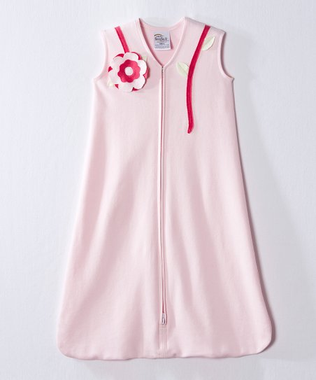 Pink Flower & Vine SleepSack - Infant