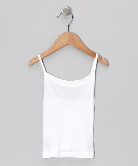 White Camisole - Infant & Toddler