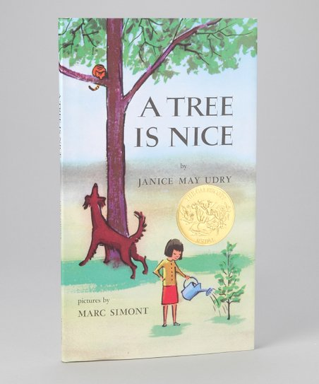 A Tree is Nice Hardcover