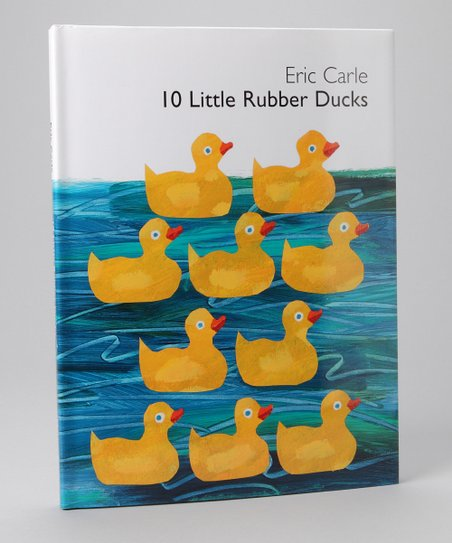 10 Little Rubber Ducks Hardcover