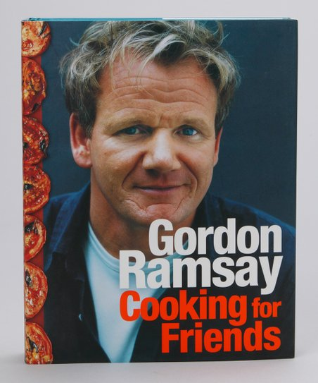 Cooking for Friends Hardcover