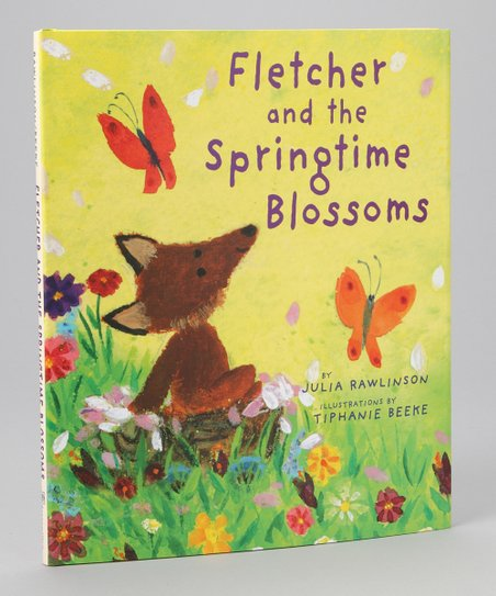 Fletcher and the Springtime Blossoms Hardcover