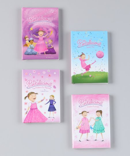 Pinkalicious: Teeny Tiny Pinky Library Hardcover Set