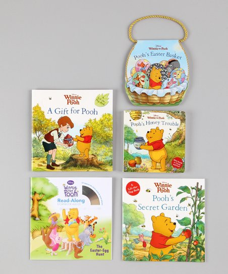 Winnie the Pooh Book Set