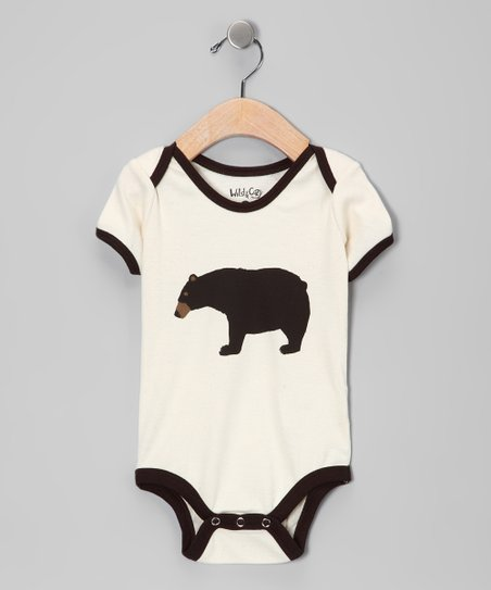 Brown Bear Bodysuit