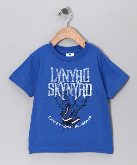 Blue Lynyrd Skynyrd 'Sweet Home Alabama' Tee - Toddler