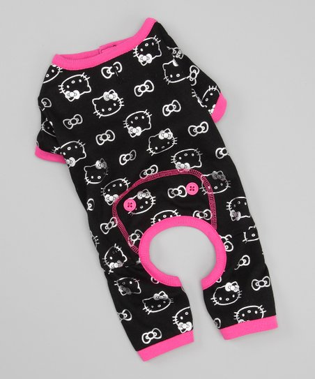 Black Dog Pajamas