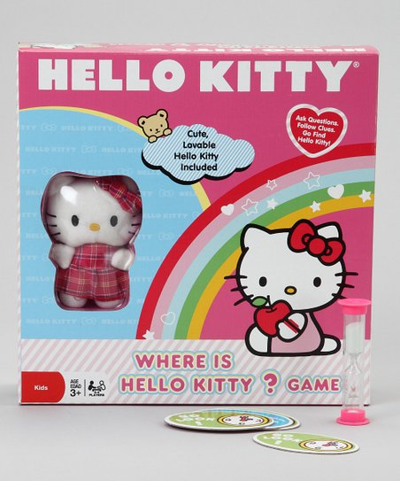 Where Is Hello Kitty Game