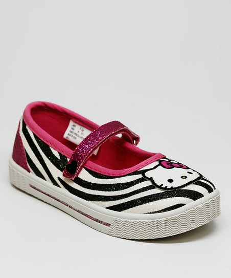 Zebra Lindy Mary Jane