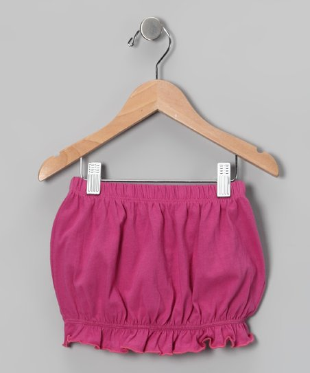 Fuchsia Bubble Skirt - Toddler &amp; Kids