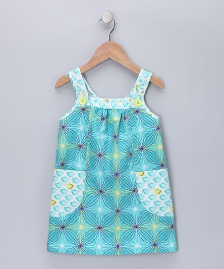 Teal Whitney Jumper - Toddler & Girls