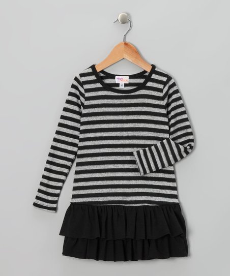 Black McCall Dress - Toddler