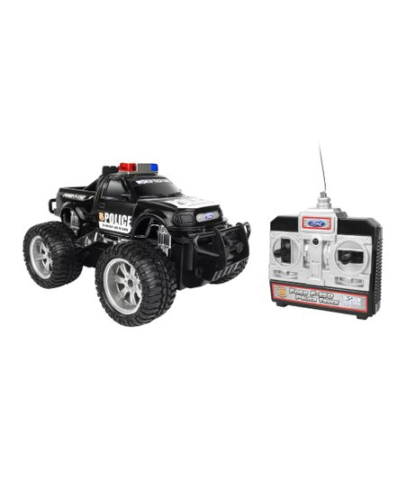 Ford F-150 Remote Control Police Truck