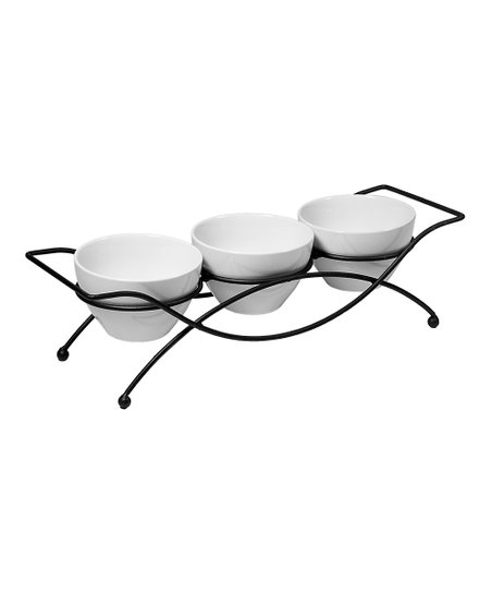 Bowl & Rack Set