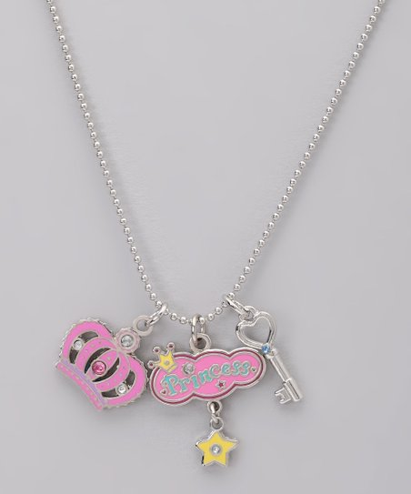 Princess Charm Necklace